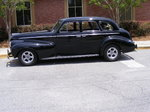 1940 Oldsmobile Series 60