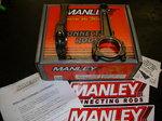 Manley pro series I beam rods