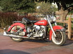 1951 Harley Davidson EL Panhead Hydra Glide