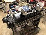 UMLA USRA USMTS Brodix Spec Head Motor