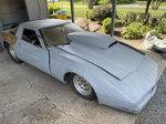 1984 Corvette Racing Body
