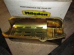 Milodon Dragster Oil Pan