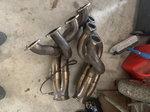 5.3 Bore Spacing Bull Horn Headers