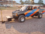 1998 Chevy Super Stock Pulling Truck