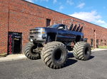 monster truck ride truck and hauler