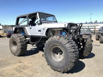 "632"" Rear Engine Mega Jeep"