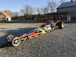2004 Mac Sherrill Top Dragster