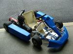 Easykart 125cc TAG kart