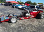 Outlaw Alcohol Dragster