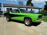 '72 340 Plymouth Duster