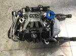 Chevy SB2 Racing Engine