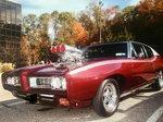 1968 Pontiac Lemans GTO Clone