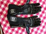 OMP Tecnica EVO gloves Black size XL/12