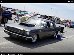 1966 Twin turbo Pro Street Mustang