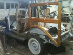 1936 ford woodie wagon project