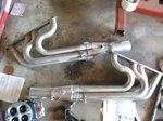 BB Mopar headers good for roadster, altered or dragster