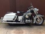 1966 Harley Davidson Electra Glide
