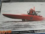 Frahs SE race boat