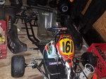 CRG 125 Complete Kart