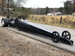 Mike Bos Dragster