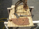 65 - 70 Full Size GM clutch & Brake pedal assembly