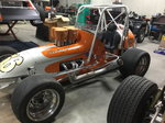 Vintage 1959 Hank Henry Sprint Car