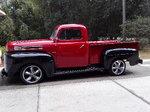 1949 Ford Truck SBC Blown Chopped