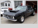 1968 Plymouth Barracuda BO29 Factory Race Car