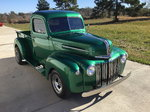 Custom All Steel 1947 Ford Truck
