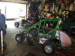 Bailey wide chassis race ready