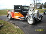 1929 REAL STEEL FORD BLOWN SUPERCHARGED PRO STREET SHOW TRUC