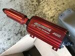 Aeromotive A1000 red pump w/filter