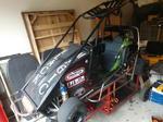 Fiser Quarter Midget Race Car
