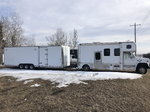 King of the Road Toter & Trailer combo