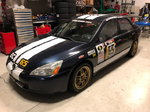 CMD built Honda Accord K24 jdm
