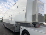 2008 Silver Crown/Pony Express 40' Stacker for Sale