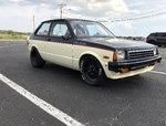 1983 Toyota Starlet