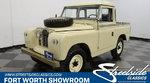 1966 Land Rover Series IIA SW