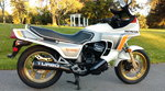 TURBO HONDA/CX500TC