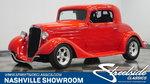 1935 Chevrolet 3 Window Coupe
