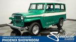 1961 Willys Jeep Wagon
