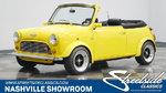1975 Austin Mini Convertible