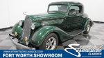 1935 Buick 3 Window Coupe