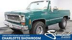 1973 Chevrolet Blazer Cheyenne K5 4x4