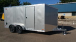 2018 Aluminum 7x16 Fuel Bike Hauler By Octane