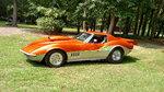 1969 Pro Street Corvette
