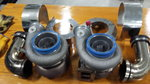 2 Garrett gt4202r turbos