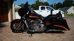 2010 Harley Davidson StreetGlide CVO