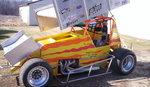 Thunder Pavement Sprint Car For Sale