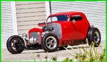 1937 Fiat Topolino Street-Rod 5.7L 350 V8
